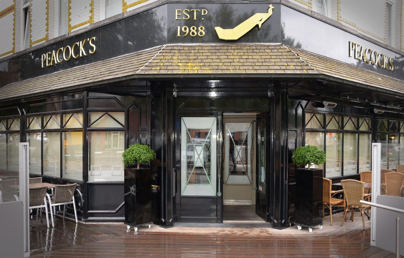 taverne brasserie peacock's Beveren